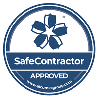 Ash Paving Ltd are Safe Contractors registered