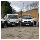Our Work - Ash Paving Team